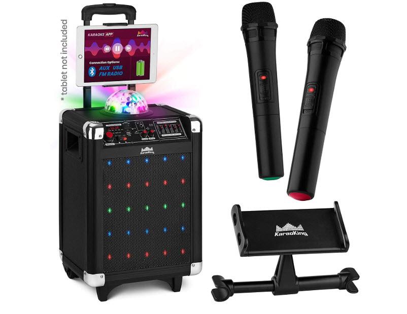 Karaoke Machine for Kids and Adults