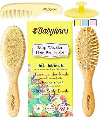 4-Piece-Baby-Hair-Brush-Set-with-Natural-Hair-Products