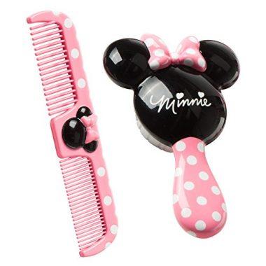 Disney Minnie Comb and Baby Hair Brush