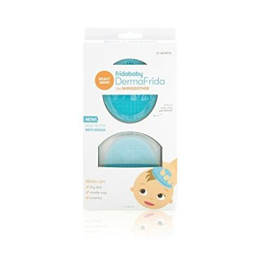 FridaBaby Skinsoother Baby Hair Brush