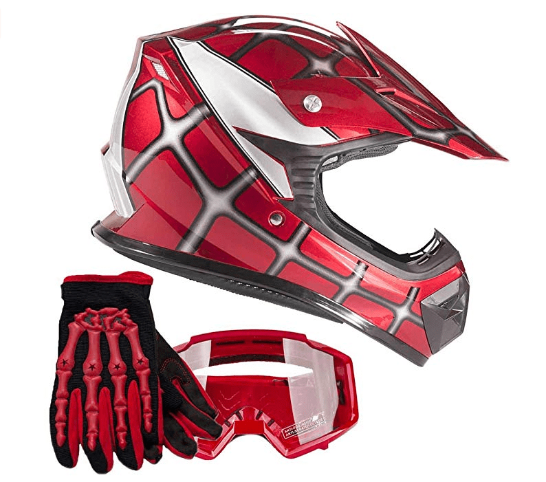 Youth Kids Off-road Gear Combo