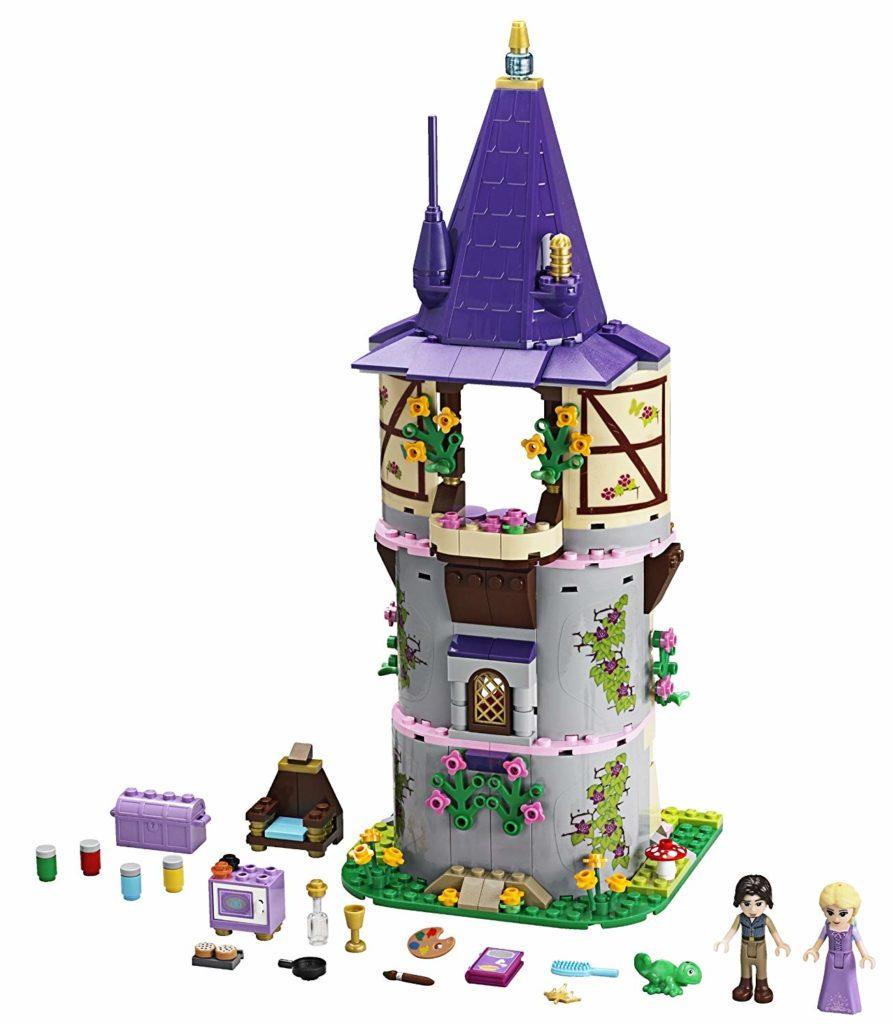 Disney Princess Rapunzel 's Creativity Tower1