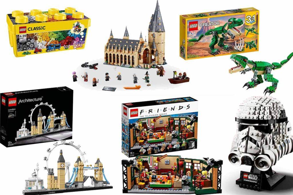 best legos sets