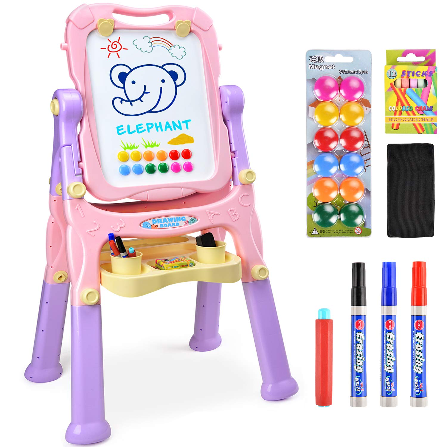 Amagoing Easel for Kids