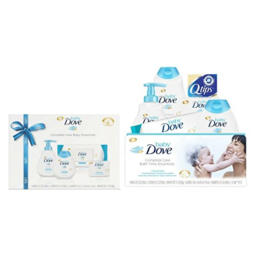 Baby Dove Complete Care Gift Set