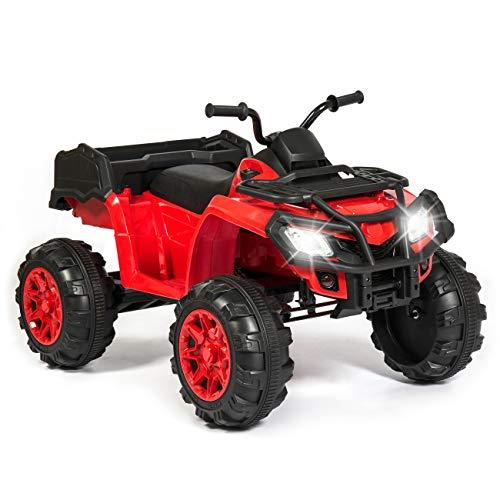 12V KIDS POWERED ATV QUAD 4-WHEEL RIDE-ON CAR1