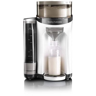Baby Formula Milk Maker Automatic Electric Formula Mixer-Baby-Brezza-Formula-Pro