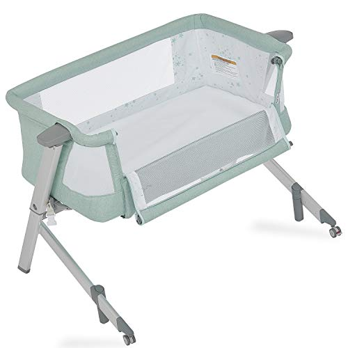 Dream on Me Skylar Bassinet and Bedside Sleeper