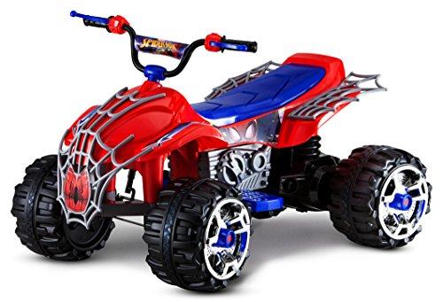 Kid Trax Spiderman Power ATV