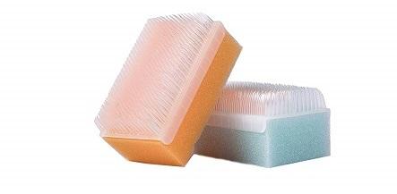 Scalp-Scrubbie-3-pk-Sterile-Sponge-Scrub-Bristle-Brush