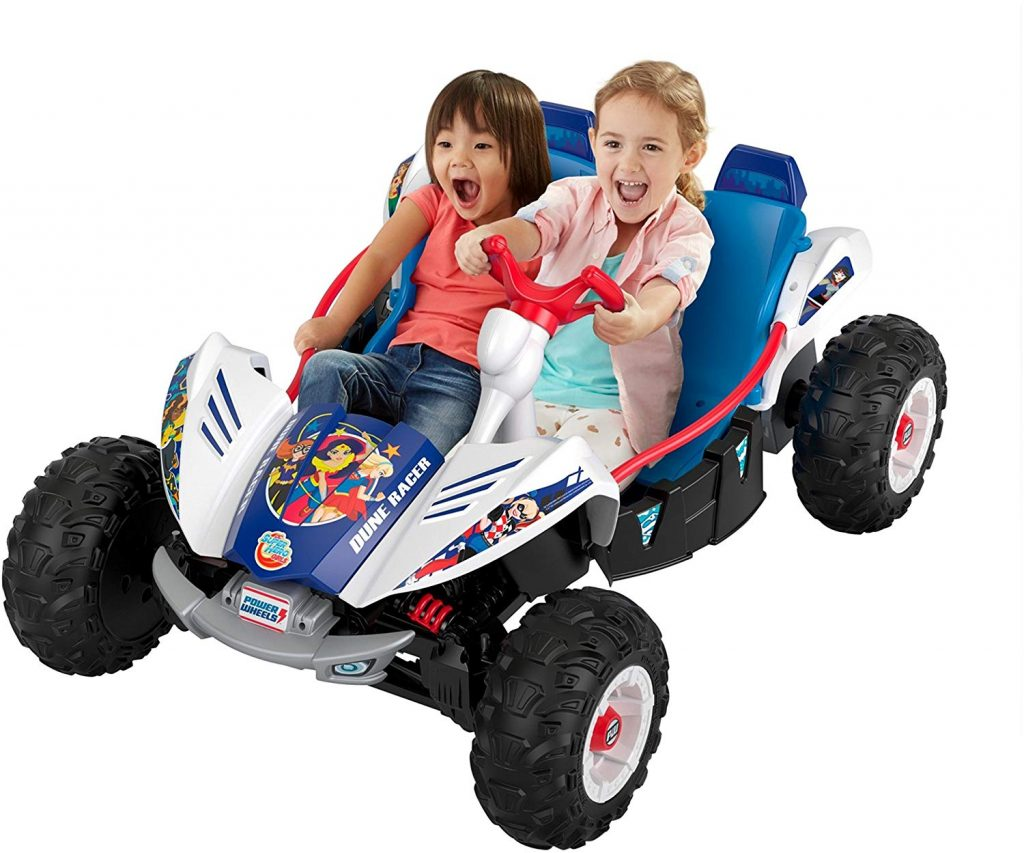 The Power Wheels Dune Racer Review