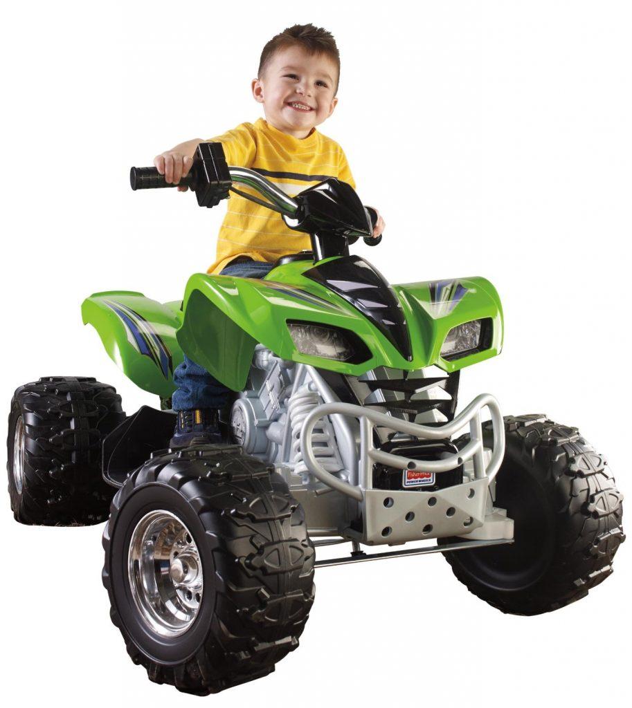 best-four-wheelers-kids