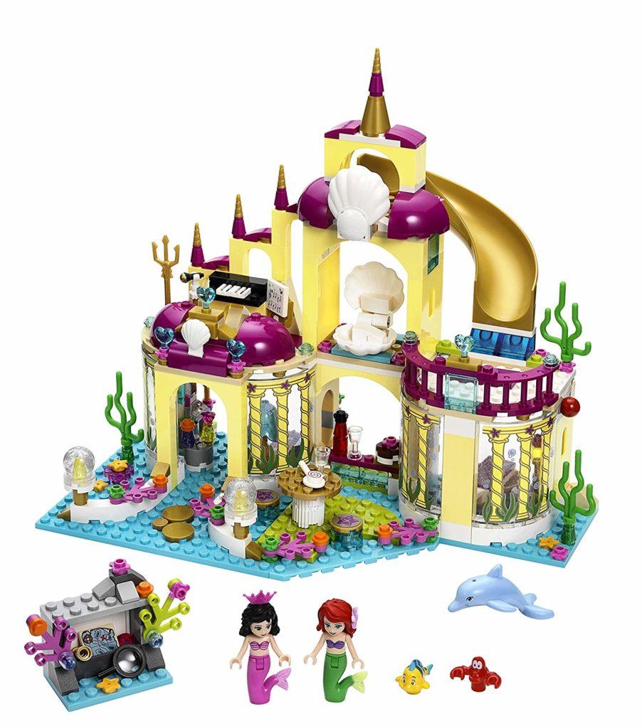 Disney Princess Ariel's Undersea Palace1