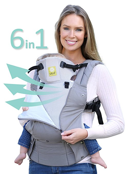 LILLEbaby All Seasons Baby and Child Carrier