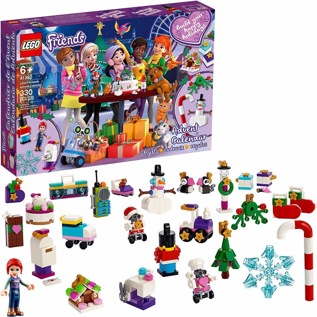Lego Friends Advent Calendar1
