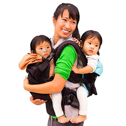 Top Pick for twins--TwinGo Original Baby Carrier